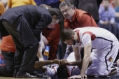 Kevin Ware's road to recovery