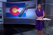 Colorado State Sen. resigns over gun control