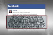 Sarah Palin calls Paul Ryan's budget 'a joke'