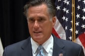 Romney distances himself from 47 percent...