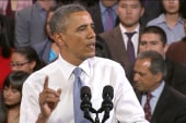 Obama touts immigration reform