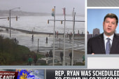 Sandy affects politics