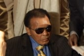 Ali calls for release of U.S. hikers