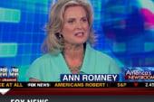 Ann Romney: Debate criticism like 'kicking...
