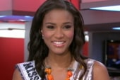 Miss Universe proud to be Angolan