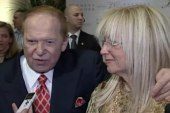 Adelson's donations motivated by desire to...