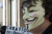 'Anonymous' hacks credit, gives cash to...