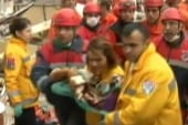 2-week-old girl rescued from Turkey rubble