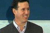 Santorum leads national polls