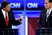 GOP candidates hold spirited debate