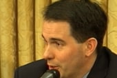 Wisconsin governor fights recall efforts