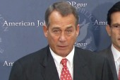 White House rejects Boehner's 'Plan B'