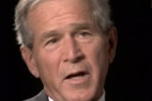 Bush reveals thoughts, feelings about 9/11