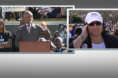 Martin, Davis families lead march in Florida