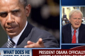 Obama prepares for DNC speech