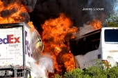 Students killed in California bus crash