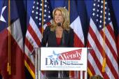Wendy Davis – a one issue candidate?