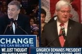 Gingrich wants Obama to apologize for...