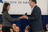 Romney, the inevitable?