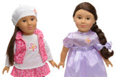 Multicultural dolls cater to every child