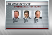Midterm election may have influenced votes...