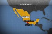 7.4 magnitude earthquake hits Mexico