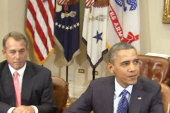 Obama, lawmakers to meet next week on...