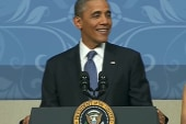 Obama to deliver speech on...