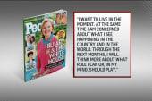 Hillary Clinton's book media blitz begins