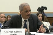 Are Holder and Obama treated more harshly?