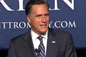 Romney to hold first stump event since...