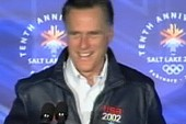 Romney criticized for using federal...