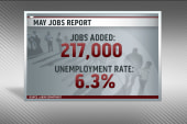 Jobs report brings welcome news