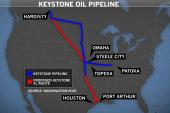 Obama refutes claims about keystone