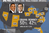 Obama, Romney depending on the base