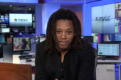 Lupe Fiasco and 'Stand Up to Cancer'