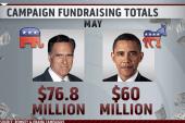 Mad dash for campaign cash