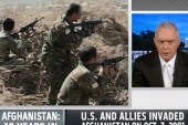 Afghan War: Ten years later