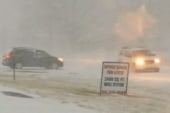 Winter storms causes state of emergency in...