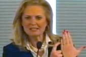Ann Romney loses patience with the media