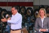 Romney campaigns across Michigan