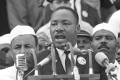 Nation honors Martin Luther King, Jr.