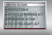 Four major Supreme Court decisions on the...