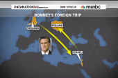 Romney to visit the UK, Israel and Poland