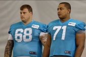NFL player suspended for bullying teammate