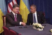 Obama comments on new Ukrainian leader