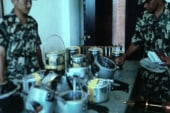 'Crude' pressure-cooker IEDs eyed in...