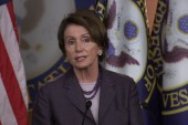 Pelosi speaks on Benghazi