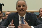 AG Eric Holder faces questioning before...
