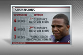Ray Rice, suspension too lenient?